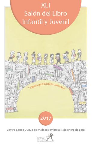 Portada del catálogo del Salón del Libro Infantil y Juvenil de Madrid
