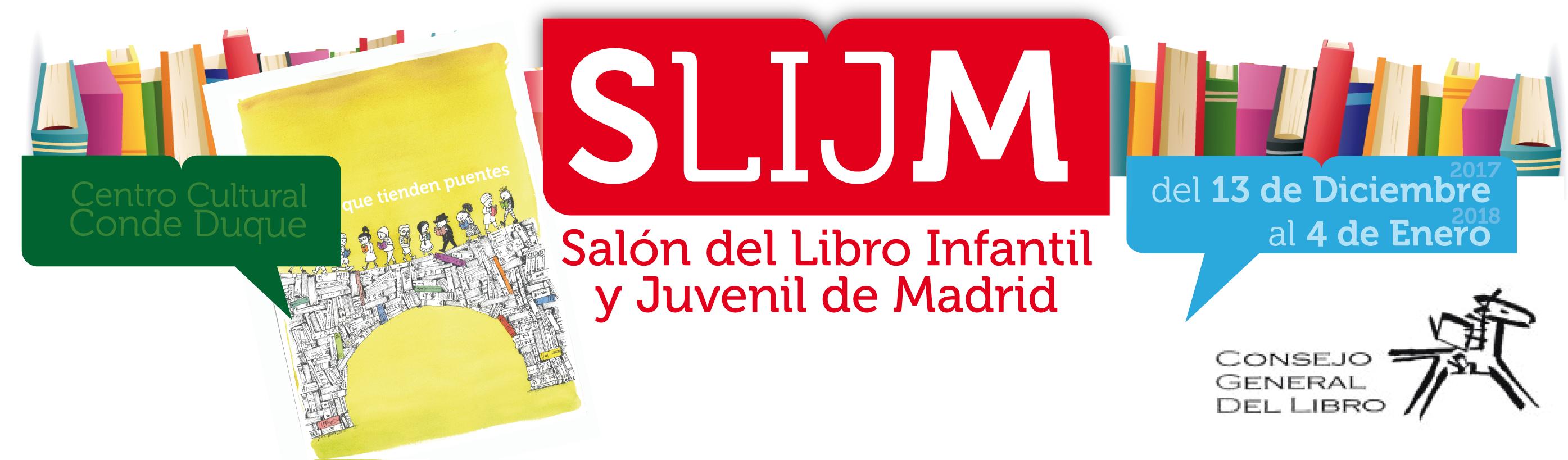 XLI Salón del Libro Infantil y Juvenil de Madrid