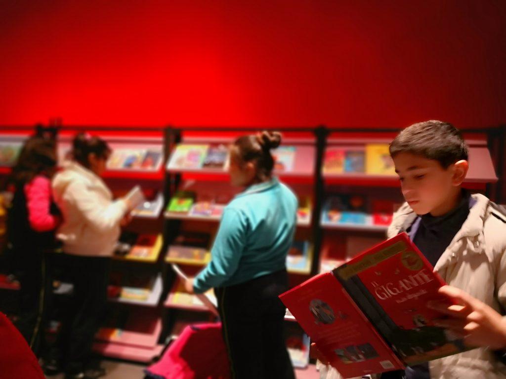 42 salón del libro infantil y juvenil de Madrid