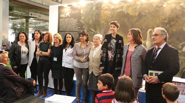 Entrega de premios del primer certamen de narración oral de microcuentos en Aula