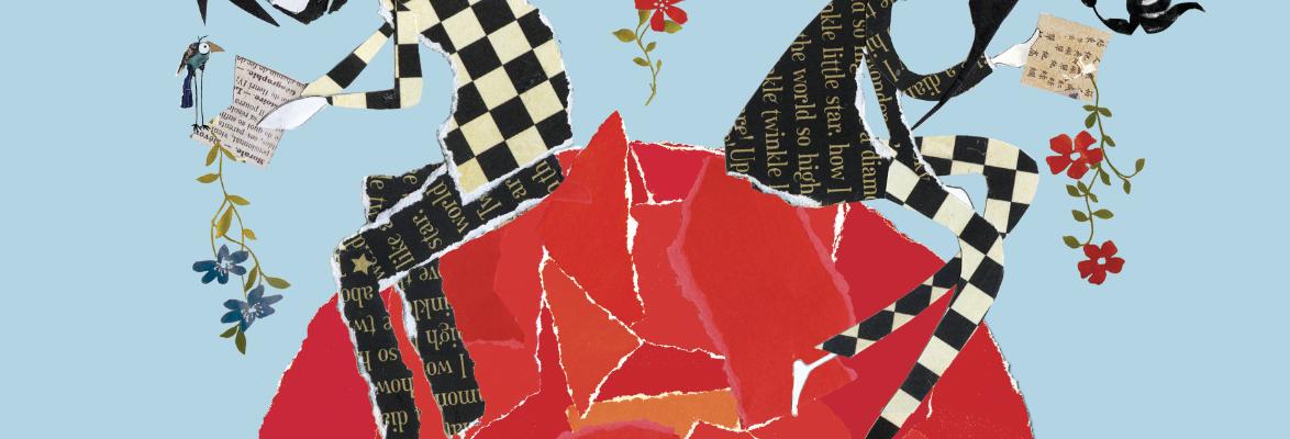 Violeta Monreal diseña el cartel del XLII Salón del Libro Infantil y Juvenil de Madrid