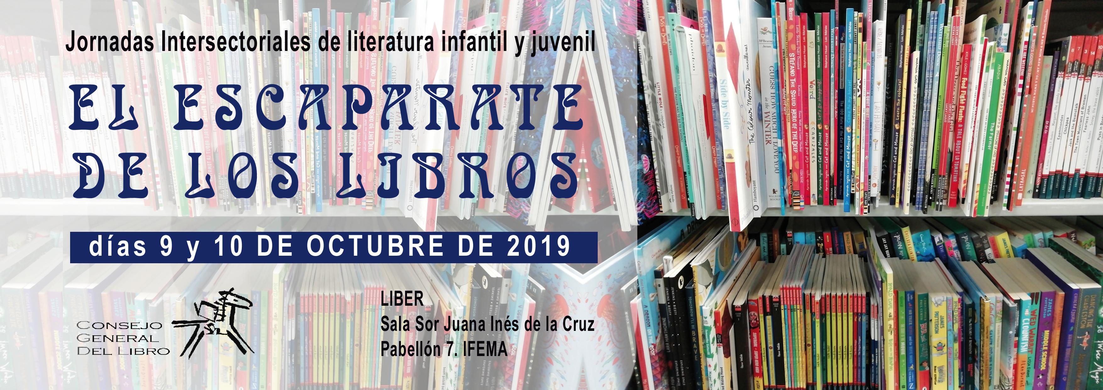 XI Jornadas Intersectoriales de Literatura Infantil y Juvenil en Liber