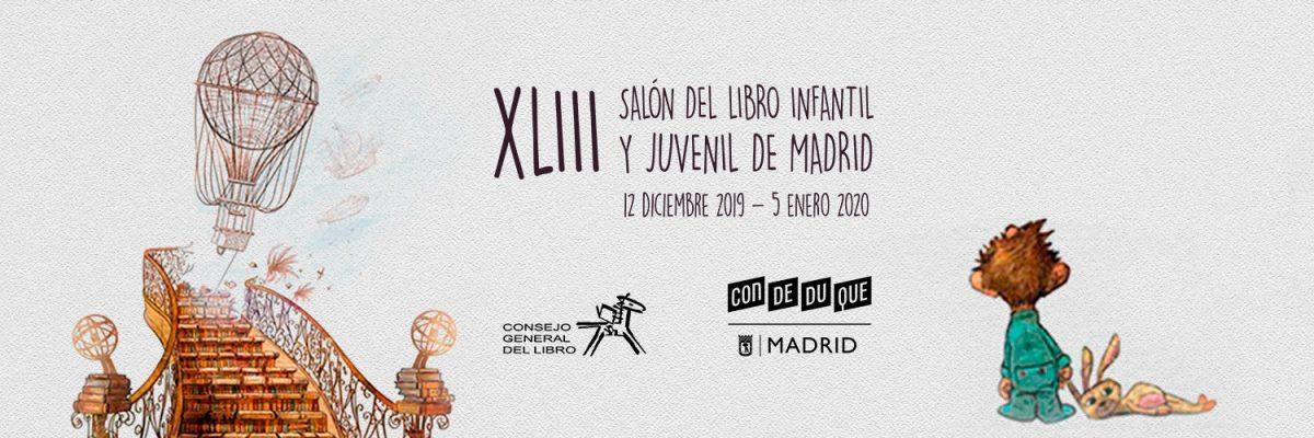 43 Salón del Libro Infantil y Juvenil de Madrid