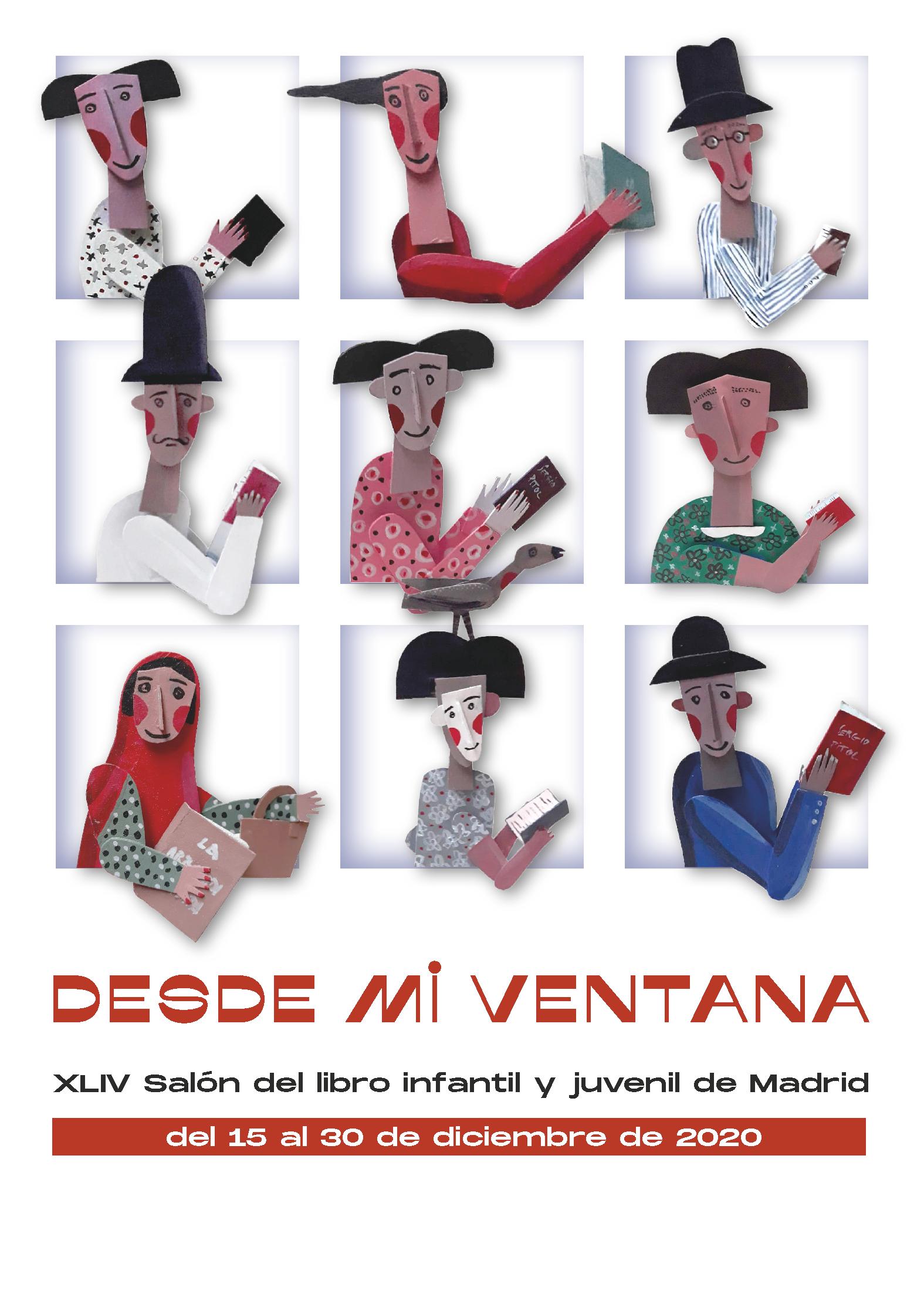 44 Salón del Libro Infantil y Juvenil de Madrid