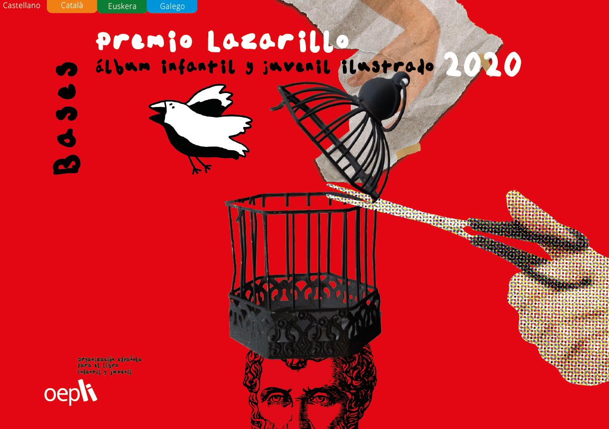 Convocados los Premios Lazarillo 2020