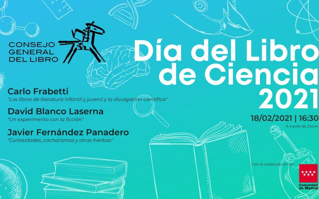 Día del libro de ciencia 2021