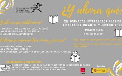 XII Jornadas Intersectoriales de Literatura Infantil y Juvenil